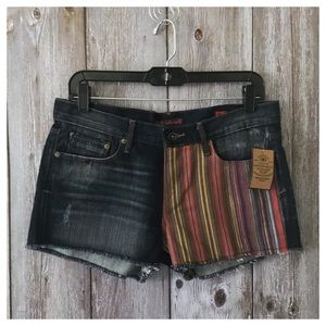 Cult Of Individuality Tantra Denim Shorts